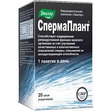 <b>Спермаплант порошок 3</b>,<b>5 г</b> 20 шт. купить по низким ценам ...