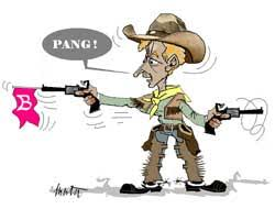 Afbeeldingsresultaat voor pang pang cartoon