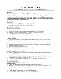 example of pharmacy technician resume resume template example best hospital pharmacy technician resume resume template online resume example