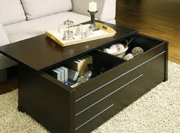 black trunk coffee table can involve many necessary things chest coffee table multifunction furniture