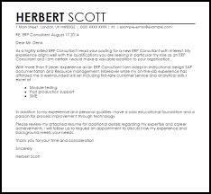 cover letter image consultant cover letter consulting