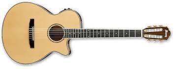 <b>Электроакустическая гитара</b> с нейлоновыми струнами <b>IBANEZ</b> ...