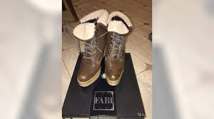 Зимние <b>ботинки Fabi</b> новые купить в Калужской области на Avito ...