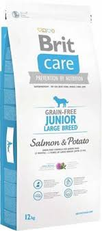Brit Care Puppy Large Breed Salmon & Potato - Pet Food Expert