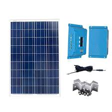 Detail Feedback Questions about 100w 18v <b>Solar Panel Kit Solar</b> ...