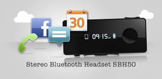 <b>Stereo Bluetooth</b> Headset SBH50 - Apps on Google Play