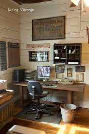 vintage office l nice old signs chair wall boards very homey build rustic office