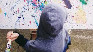 checklist what are your child s social and learning strengths child splatter painting art on a wall recognizing your child s strengths and weaknesses