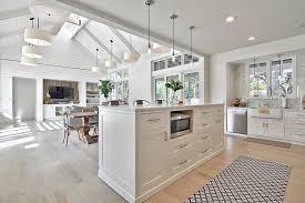 open kitchen design farmhouse: farmhouse open concept kitchen designs kitchen farmhouse with shiplap front sinks