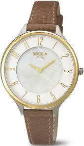<b>Boccia</b> Titanium <b>3240-02</b> - купить <b>часы</b> по цене 7990 рублей ...