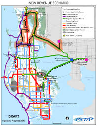 transit services ride psta page 3 press release psta board overwhelmingly endorses greenlight pinellas vision