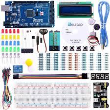 ELEGOO <b>Mega 2560 R3</b> Project Basic Starter Kit – ELEGOO Inc