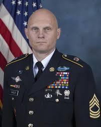 Master Sgt. Joshua Wheeler was