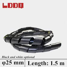 LDDQ Good <b>Quality</b> 1.5m Winding <b>Pipe</b> Outer <b>Diameter 25mm</b> ...