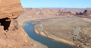 Colorado River watershed forecast looks very dry for start of 2021