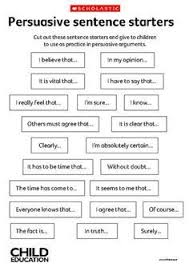 ideas about persuasive writing examples on pinterest  persuasive writing examples for kids   google search