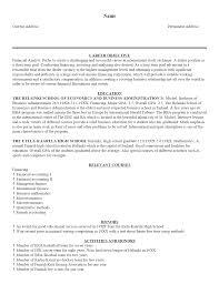 resume examples objective bad resume example good best resume how resume example ziptogreen com how to make a good resume example how to make a