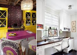 view in gallery bright office