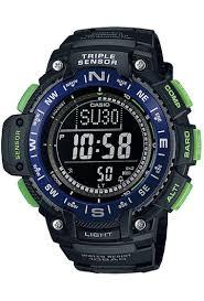 <b>Часы CASIO SGW</b>-<b>1000</b>-<b>2B</b> 64442 - <b>Мужские</b> - <b>Часы CASIO</b>