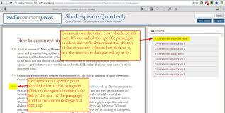 how to comment on these essays shakespeare quarterly 4 leave a comment on paragraph 4 0