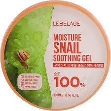 ROZETKA | <b>Гель Lebelage Moisture Snail</b> 100% Soothing <b>Gel</b> ...