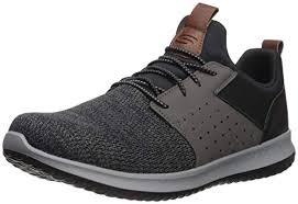 Skechers Men's Classic Fit-Delson-Camden Sneaker ... - Amazon.com