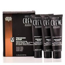 <b>American Crew Precision</b> Blend Hair Dye, Medium Ash, 1.35 Oz, 3 Ct
