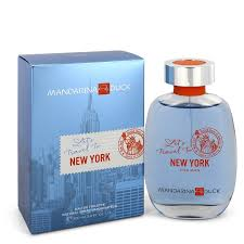 Mandarina Duck <b>Mandarina Duck Let's</b> Travel To New York Cologne ...