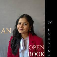 An Open Book By Prasuna