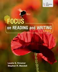 macmillan learning focus on reading and writing first edition by image