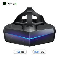 <b>PIMAX Vision 5K</b> Plus Virtual Reality Headset VR Headset 3D VR ...