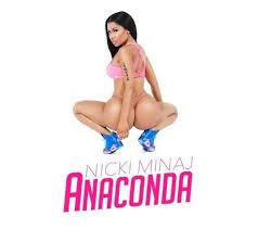 Nicky Minaj's Anaconda voorgedragen als dramatisch gedicht