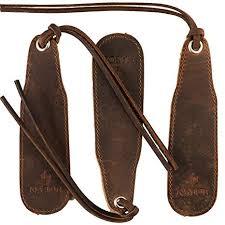 Leather Bookmark Handmade - Genuine Leather ... - Amazon.com