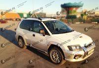 «<b>Дефлекторы боковых окон</b> Mitsubishi RVR I (1992-1997 ...