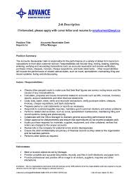 cover letter accounts receivable job salary accounts receivable cover letter accounts receivable job salary the best images collection for resume accounts c a efc aaccounts