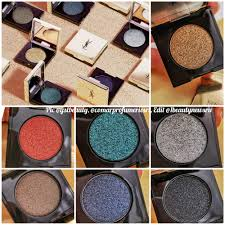 Новые моно-<b>тени</b> для век <b>YSL Sequin Crush</b> Mono Eyeshadow ...