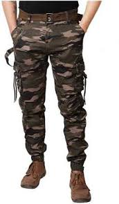 Cargos for <b>Men</b> - Buy <b>Mens Cargo Pants</b> Online at Best Prices in ...