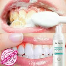 <b>Fresh Shining Tooth</b>-<b>Cleaning</b> Oral BAIMISS Whitening <b>Toothpaste</b> ...
