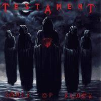 <b>Testament</b> - <b>Souls of</b> Black (album review ) | Sputnikmusic