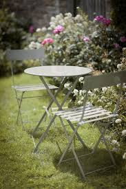 crossman piece outdoor bistro: bistro set table and  chairs gooseberry