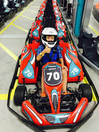 Veloce  Milwaukee     s premier indoor go karting facility  offers TWO TRACKS for double the thrill  Veloce     s go karts offer heart pounding acceleration on long     Veloce