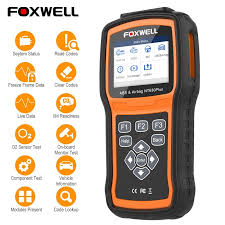 FOXWELL NT630 Plus <b>Automotive</b> OBD II SRS ABS Airbag ...