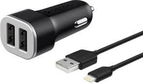 Купить <b>Автомобильное зарядное устройство Deppa</b> CC-01 Apple ...