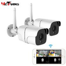 2019 <b>Wetrans Home Security Wireless</b> Camera CCTV System ...