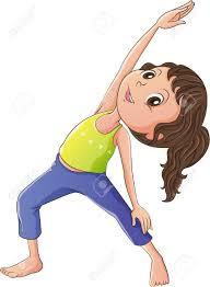 Image result for children yoga cartoon