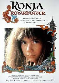 Ronia: The Robber's Daughter (1984) Ronja Rovardotter