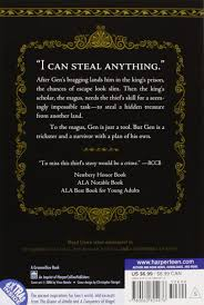 com the thief the queen s thief book  com the thief the queen s thief book 1 9780060824976 megan whalen turner books