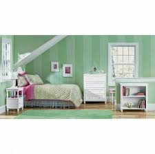 cottage style bedroom furniture below sloped ceiling design using horizontal beadboard paneling also sage green area bedroom furniture sticker style