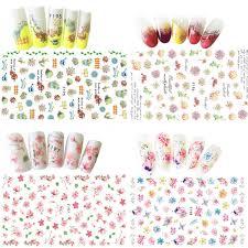 <b>1Pcs Women</b> Nail Art Nial Sticker <b>Halloween</b> Designs <b>Girl</b> Beauty ...
