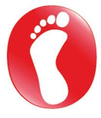 """Résultat de recherche d'images pour """"logo pied"""""""